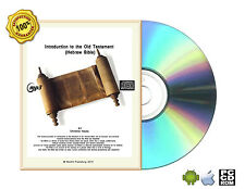 Introduction to the Old Testament (Hebrew Bible) By Christine Hayes  MP3 CD