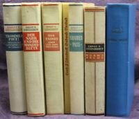 Konvolut 7 erste Ausgaben von Ernst F. Löhndorff um 1930 selten Belletristik sf