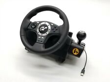 Logitech E-UJ11 Driving Force Pro Steering Racing Wheel Controller PC PS2 PS3