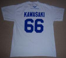 Limited-Edition MUNENORI KAWASAKI Buffalo Bisons JERSEY Shirt L Blue Jays Cubs