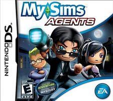 MySims Agents  (Nintendo DS, 2009)