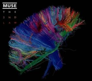 The 2nd Law [Digipak] [Limited] [CD & DVD] by Muse (CD, Oct-2012, 2 Discs,...