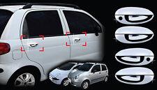 Chrome Door Handle Catch Molding Trim Cover for 98-05 Matiz Spark 2 +Tracking No