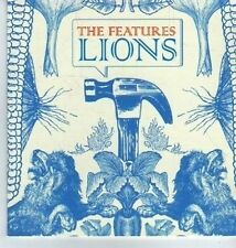 (DA130) The Features, Lions - 2010 DJ CD