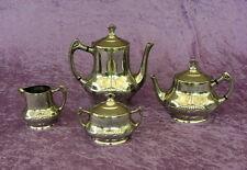 Altes Kaffee Tee Set Gerhardi & Co Jugendstil um 1900