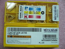 QTY 100x Mitsubishi TCMT32.52 TCMT16T308 US735 NEW