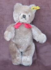 Minty Steiff Original Caramel Teddy Bear, Jointed, 0202/26 1980's