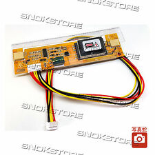 "2 LAMP BACKLIGHT UNIVERSAL INVERTER FOR LCD PANEL CCFL 10-20V for 7-22"" sceen"