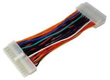 ATX 20 Pin Femelle Vers 24 Broche Mâle Interne PC PSU Adaptateur D'alimentation Câble