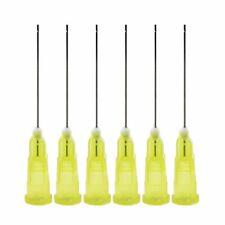 100pcs Sets Dental Endo Irrigation Needle Tip 30ga End Closed Side Hole Syringes