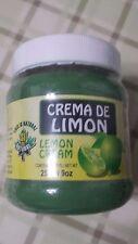 Lemon Body Wrap Cream 9 oz Crema Reductora de LImon 250 gr by Naturamex 01/2018