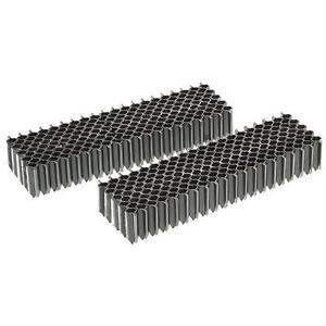 Laplocking 38mm X 8mm corrugated overlap rubber fastener . qty 20