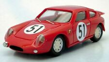 ABARTH 700 SPORT N°52 LE MANS 1962  BUILT UP PINKO 1/43
