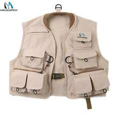 Maxcatch Fly Fishing Vest For Kid's Fishing Children Fishing Clothes