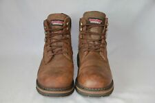 Men's American Worker 6''  MRA6144 Work Boots Size 10.5M  (363)
