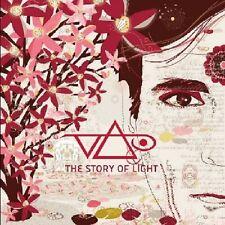 Steve Vai-The Story of Light 2 CD + DVD NUOVO