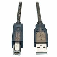 Tripp Lite Usb 2.0 Hi-speed Active Repeater Cable A/b M/m 480mbps 50' 50ft - Usb