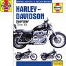 [2534] Harley-Davidson Sportsters XL XLH XLCH 1970-2010 Haynes Workshop Manual