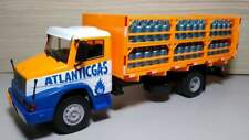 Classic Trucks From Brazil - Mercedes-Benz L-1614  Atlantic Gaz - IXO / Altaya