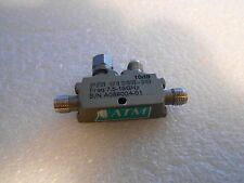 Atm Directional Coupler 7.5-16 Ghz 10 db Tap Off Model C116H-10, Sma F