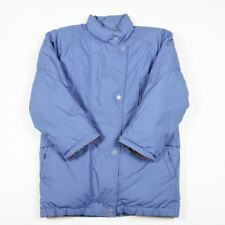Vintage Down Fill Puffer Coat | Men's L | Jacket Puffa Retro Feather Goose