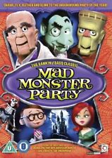Mad Monster Party [DVD] [1967] [DVD][Region 2]