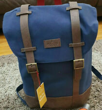 NEW Joules On The Mooove Weekend Bag Men's Canvas travel backpack rucksack