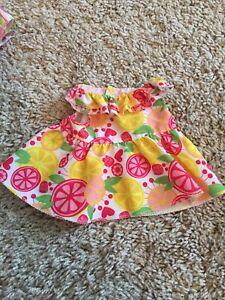 Hasbro Baby Alive Snackin Sara Doll 2014 Replacement Dress Shirt EUC