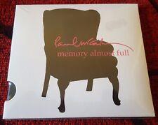 PAUL McCARTNEY ** Memory Almost Full ** VERY RARE TRAY CASE CD 2007 SEALED!