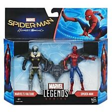 "Marvel Legends Series 3.75"" 2-Pack Figuras Buitre & Spider-Man-Nuevo"
