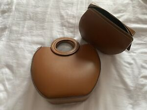Staud tan large leather bag