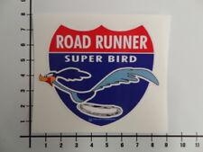 ROAD RUNNER SUPER BIRD Aufkleber Sticker Coyote Plymouth Motorsport Beep Mi060