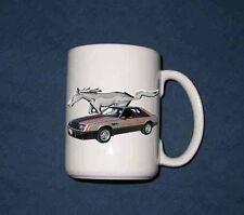 New 15 Oz.1979 Ford Mustang Pace Car mug