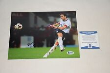 FRANK LAMPARD SIGNED AUTOGRAPHED 8x10 PHOTO BAS BECKETT B43685 ny fc england