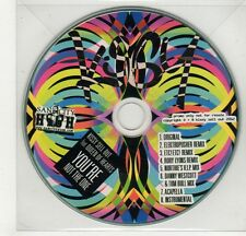 (GI805) Kissy Sell Out ft Queen of Hearts, You're Not The One - 2012 DJ CD
