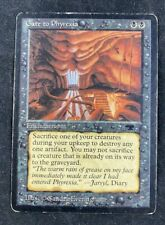 MTG Magic The Gathering Gate to Phyrexia	Antiquities HP