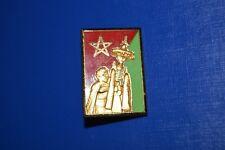 N°43 insigne militaire régiment armée pucelle 1er Régiment de Spahis fanfare