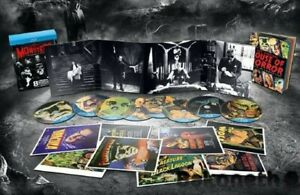 Pack MONSTERS: THE ESSENTIAL COLLECTION (UNIVERSAL) Blu-Ray