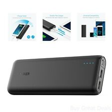 Ultra High Capacity Anker Portable Charger Power Bank Quick For Cell Phones