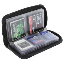 Tarjeta De Memoria Cartera 22-Micro Sd Sdhc Cf Sm almacenamiento protectora titular Bolsa Funda