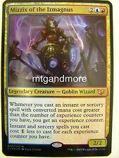 Magic Commander 2015 - 1x Mizzix of the Izmagnus - Oversize Foil