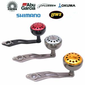 Daiwa Abu Lew's Okuma Pflueger Shimano reel aluminum power handle knob 92mm