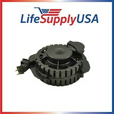 """Cord Winder Assembly 18/2 for Electrolux 2100 LE & All Plastic Canister Vacs 20"""""""