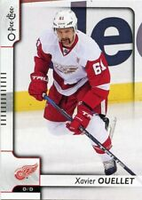 17/18 O-PEE-CHEE OPC BASE #295 XAVIER OUELLET RED WINGS *41103