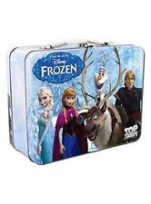 Top Trumps-Disney Frozen Coleccionistas De Estaño