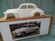 HOLDEN  FJ SEDAN RARE RESIN CAST BODY 1/25 SCALE.BUILDER DONOR. NOT A KIT.