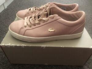 Lacoste Womens Shoes US Size 9