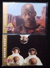 Michael Jordan 96 97 Upper Deck Nothing But Net Mcdonalds 2 Card Special!