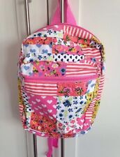 Claire's Accessories Girls Pink Heart Floral Backpack - New