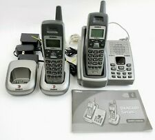 Uniden Cordless Phone & Digital Answering System Handsets Bases DXA15688-3